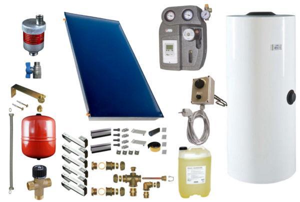 chauffe eau solaire kit chauffe eau solaire cesi prix. Black Bedroom Furniture Sets. Home Design Ideas