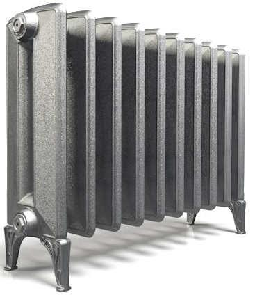 radiateur en fonte viadrus bohemia solaire. Black Bedroom Furniture Sets. Home Design Ideas